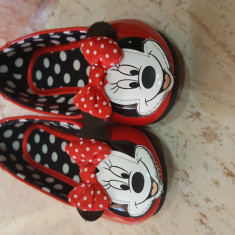 Pantofi h&m - Pantofi copii H&m, Culoare: Rosu, Marime: 25
