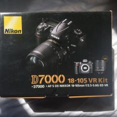Nikon D7000 18-105 VR KIT - Aparat Foto Nikon D7000