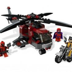 Jocuri Seturi constructie - Wolverine's™ Chopper Showdown (6866)