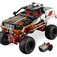 Masina de teren 4 x 4 (9398) - LEGO City