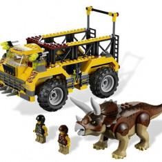 Triceratops Trapper (5885) - Figurina Dinozauri