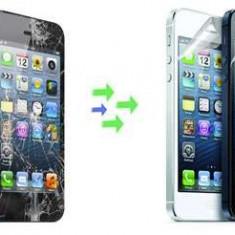 Gevey SIM - Inlocuire Geam Sticla iPhone 6 Plus Negru