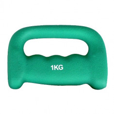 Gantere/Haltere - Gantera jogging inSPORTline 1 kg