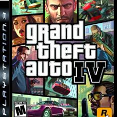 Jocuri PS3 - Joc PS3 - Grand Theft Auto IV (GTA 4)
