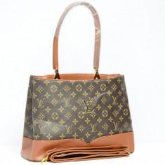 Geanta / Poseta de umar sau mana Louis Vuitton LV + Cadou Surpriza - Geanta Dama Louis Vuitton, Culoare: Din imagine, Marime: One size, Asemanator piele