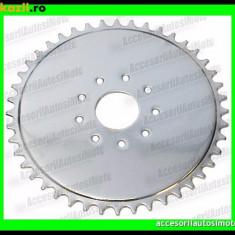Piese Biciclete, Pinioane filet/caseta - Pinion Bicicleta cu Motor 44 Dinti