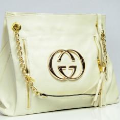 Geanta Dama Gucci, Geanta umar manere scurte, Asemanator piele - Geanta / Poseta ptr dama de umar sau sold Gucci + Cadou Surpriza