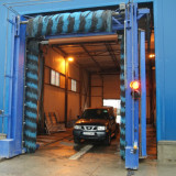 Instalatie automata pentru spalat autovehicule