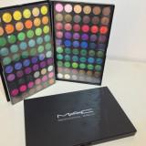 Trusa farduri MAC 120 culori, Trusa profesionala 120 culori MAC, Make up truse - Trusa make up