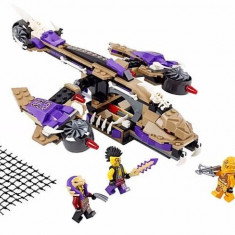 LEGO® LEGO® Ninjago Atacul elicopterului Condrai 70746