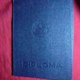 Diploma/Certificat - Diploma carnet Facultatea Instalatii si Utilaj 1963