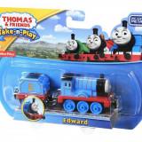 TAKE-n-Play cu magnet - Thomas and Friends trenulet jucarie - locomotiva EDWARD - Trenulet de jucarie, Metal, Unisex