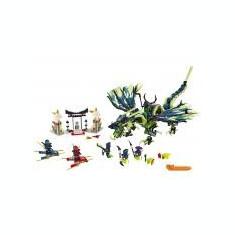 LEGO Ninjago - Atacul dragonului Morro