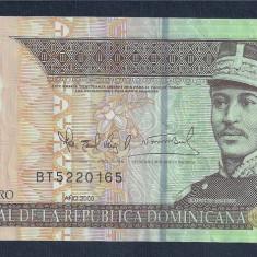 REPUBLICA DOMINICANA 20 PESOS DOMINICANOS 2009 [5] P-182, polimer - bancnota america