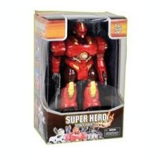 Robotul Super-Erou - Film comedie