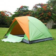 Cort pentru Camping 2m, de 3 persoane, Calitate Premium