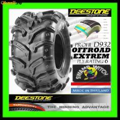 Anvelope ATV - CAUCIUC ATV 26x12-12 DEESTONE D932 25MM ANVELOPA 26x12x12 25MM THAILAND