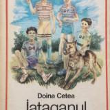Carte de povesti - IATAGANUL SI ALTE POVESTIRI - Doina Cetea