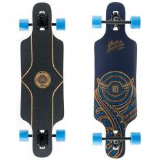 """Skateboard - Longboard Mindless Longboards Raven Blue 34""""/86cm"""