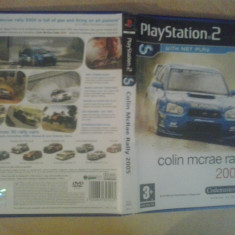 Colin McRae Rally 2005 - Joc PS2 ( GameLand ) - Jocuri PS2, Curse auto-moto, 3+, Multiplayer