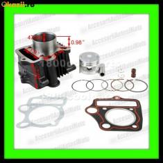 Set cilindri Moto - CILINDRU ATV 70CC 4T Moped PISTON 47MM AC set motor ATV 70cc