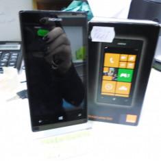 Telefon mobil Nokia Lumia 520, Negru, Orange - NOKIA LUMIA 520(LM1)