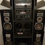 Sistem audio - LINIE AKAI