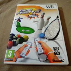Joc Game Party 3, pentru Wii, original, PAL - Jocuri WII Altele, Actiune, 12+, Multiplayer