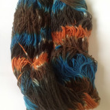 Ata - Fir de tricotat sau crosetat, lana 50%, moale si catifela superb pret pe 100g