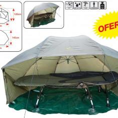 Mobilier camping - Cort Baracuda tip umbrela Model T3 Pret Excelent