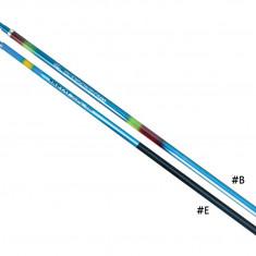 Undita baracuda fibra sticla 4m - Lanseta