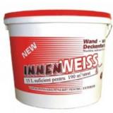 Vopsea Lavabila Alba pentru Exterior 15 L Innenweiss