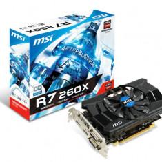 Placa video PC Asus, PCI Express, 2 GB, Ati - Placa video ASUS R7260X-OC-2GD5 bulk