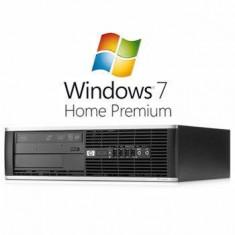 Sisteme desktop fara monitor - PC Refurbished HP Compaq 8200 Elite i5 2400 Win 7 Home