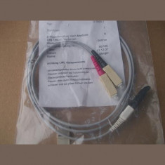 Patchcord GGP 50/125 E197856 (UL) 0FNR---LSZH 1M - Cablu retea