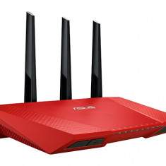 Router Wireless Asus Gigabit RT-AC87U, 802.11ac Dual-Band AC2400 ROSU