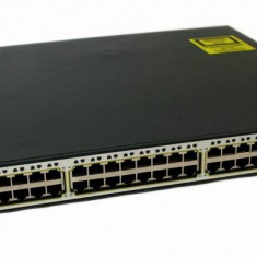 Cisco Catalyst 3750 Series POE 48 / WS-C3750-48PS-S V05 / 48 Port - Switch