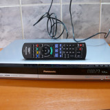 DVD Recordere Panasonic, DVD RW, HDMI - DVD RECORDER PANASONIC DMR-EH 575, HDD 160Gb, HDMI, TELECOMANDA
