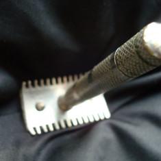 Aparat pentru ras/barbierit, made in USA, militar/soldat american/ WW2/colectie - Aparat de Ras Gillette