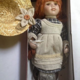 3561.Papusa de epoca din portelan - 30 cm