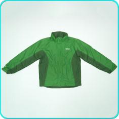 Geaca primavara-toamna, impermeabila, gluga, REGATTA _ baieti   11-12 ani   152, Marime: Alta, Culoare: Verde