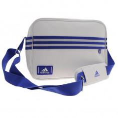 Geanta Barbati - Geanta Adidas Enamel Bag - Originala - Anglia - Dimensiuni W33 x H24 x D11