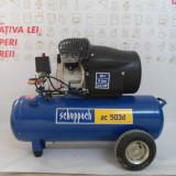Compresor electric Scheppach, Compresoare cu piston - Compresor SCHEPPACH AC 503D 50 l