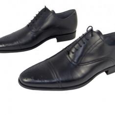 Pantofi eleganti barbati piele naturala Denis-1281 n - Pantofi barbati, Piele naturala