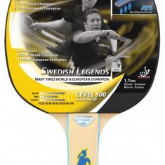 Paleta ping pong - Paleta tenis de masa Allround Swedish Legends 500