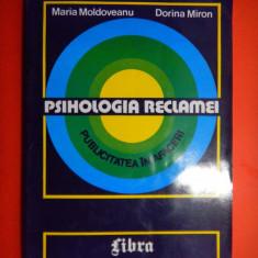 PSIHOLOGIA RECLAMEI Publicitatea in afaceri Maria Moldoveanu - Carte de publicitate