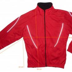 Jacheta windstopper bicicleta ciclism CRANE (barbati M/ dama XL) cod-172086, Bluze/jachete