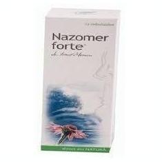 NAZOMER FORTE 30ML NEBULIZATOR - Aparat monitorizare