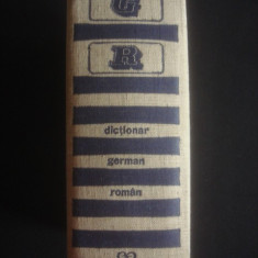 MIHAI ISBASESCU - DICTIONAR GERMAN ROMAN Altele
