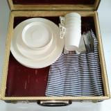 Set vintage pentru picnic, anii '60